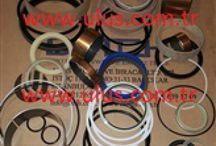 Komatsu Hydraulic Overhaul Spare Parts