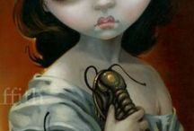 Faces of Faery - Jasmine Becket-Griffith