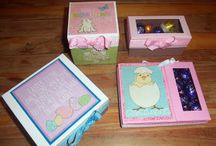 Altered scrapbooking / Scrapbooking other than layouts and card