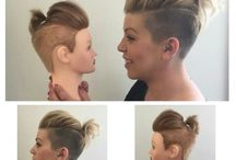 Undercuts / great hairstyles for anyone who desires to be sexy and trendy