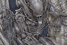 Best Giger's Alien images