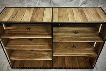 Oak Monster / Oak Locker 150x105x42 cm