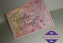 Ratzis Bastelküche - Cards