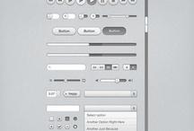 UI Design / by Robert Hacala Brand Design