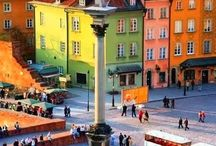 why I love Warsaw / City i live and love
