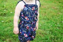 Romper Week - Sewing Mama RaeAnna / Kids clothes