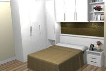 imagens de quartos planejados