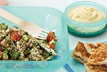 Delicious! Lunch & healthy snacks edition / by Lauren Matthews