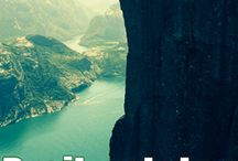 MUST SEES / Die Reiseziele sind ein absolutes MUSS, wenn Du in #Norwegen unterwegs bist.