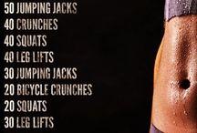 - workout -