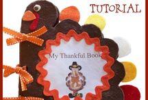 thanksgiving activities / by Rachel Meredith