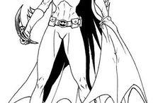 Batman/ Batwoman Ria.