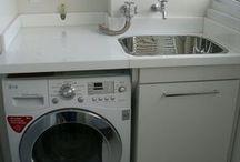 Armario para lavanderia