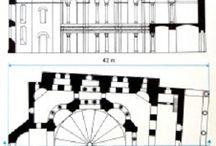 Předrománská a románská architektura / Předrománská a románská architektura