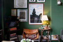 Paleta de cores - Verde