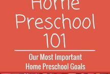 Pre-school Unschooled