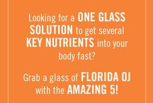 #FLOJFacts / Celebrating the #AmazingInside #FloridaOJ... one fact at a time! / by Florida Orange Juice