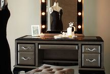 Bedroom Inspirations / Bedroom decor, furniture, bedding, and more!