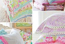 bedding pillow cases etc