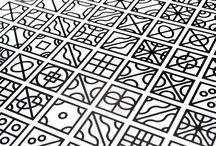 pattern / Pattern, textures, tiles...
