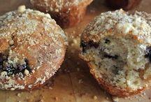 Muffin süt .