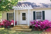 Home Improvement / DIY projects. Curb appeal inspiration.