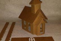iglesia plano