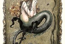 Mermaids & Mermen / by Alli Tripp
