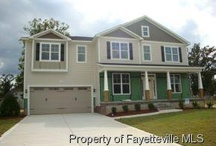 New Homes - Jack Britt School District / New homes in Fayetteville NC