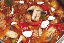 Soups / Vegan soups