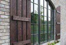 Country Exterior of Home Design Ideas