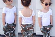 küçük kız modası