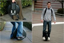Personal mobility / Some interesting ways to transport yourself