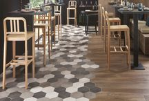 Timber to tile transition ideas