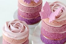 fairy party cakes