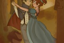 Wirt x Beatrice / Over the garden wall