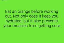 Gym and work out tips