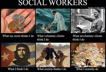 Social Work It! / by Jessica Enlow Hoggle