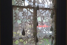 Window treatment. / by Shirley Bennett