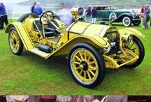 Vintage Autos / Classic automobile design of the past / by Donald Brynelsen
