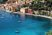 St Tropez / Chic yacht-filled resort, where the jet set parade the beach and party till dawn. http://www.secretearth.com/destinations/451-st-tropez