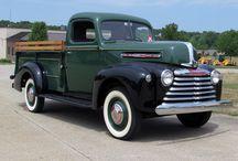 Classic Trucks 1900 - 1950