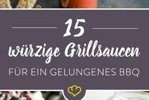 Grillen, Dips & Co