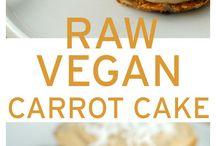 Raw vegan recipes I'll recommend