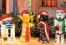A Very Geeky Christmas / All things nerdy and geeky related to Christmas and the holidays. Seasons Greetings!