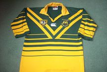 Australia Rugby League - Classic Rugby Shirts / Australian Rugby League Shirts on website www.classicrugbyshirts.com