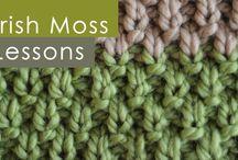 knitting stitch patterns free