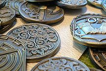 Campaign Coins / Photos of our coins from around the web. We love it!