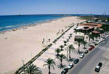 Playas / Beaches / Playas de Sagunto