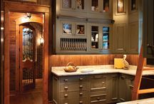 Chic Kitchens / Beautifully designed #kitchens